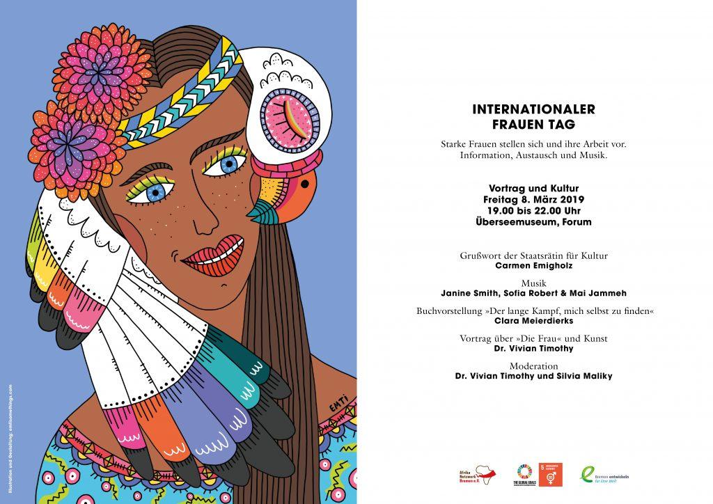 Wir feiern den Internationalen Frauentag 1