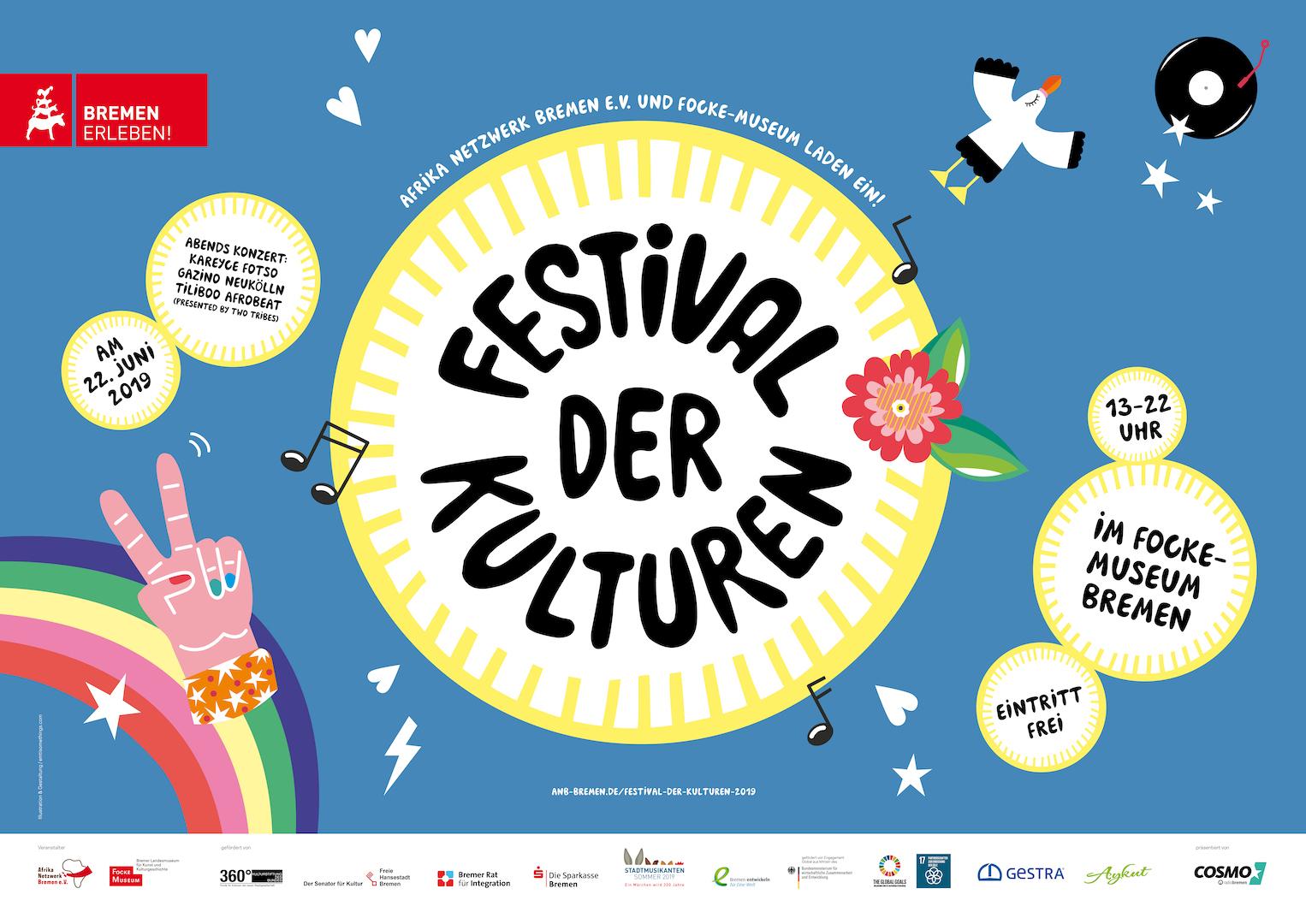Festival der Kulturen 2019 1