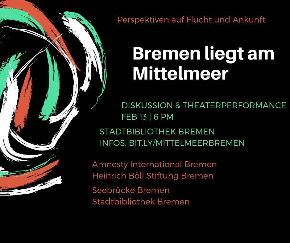Podiumsdiskussion: Bremen liegt am Mittelmeer 1