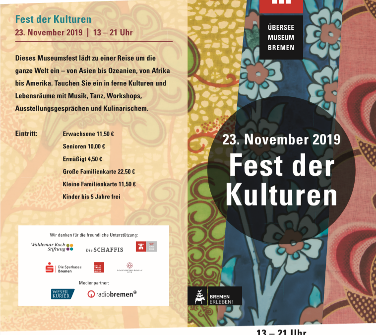 Fest der Kulturen 2019