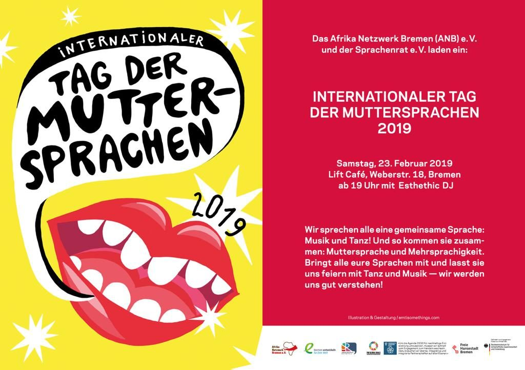 Internationaler Tag der Muttersprachen 2019 1